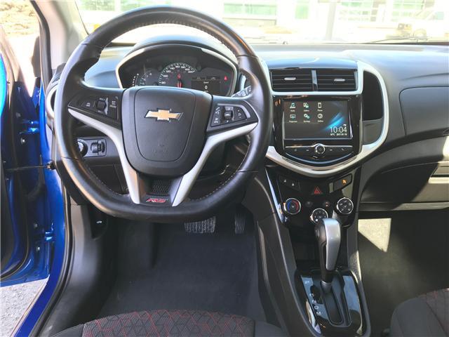 2017 Chevrolet Sonic LT Auto (Stk: NE141) in Calgary - Image 12 of 17