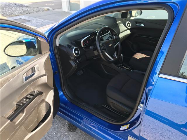 2017 Chevrolet Sonic LT Auto (Stk: NE141) in Calgary - Image 9 of 17
