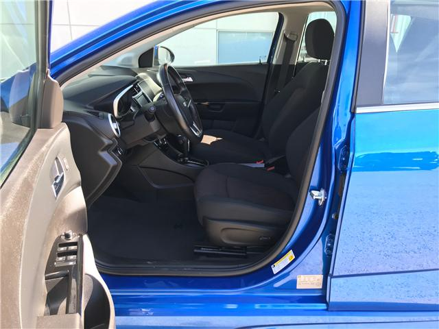 2017 Chevrolet Sonic LT Auto (Stk: NE141) in Calgary - Image 10 of 17