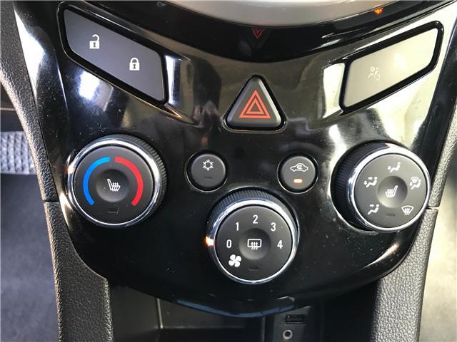 2017 Chevrolet Sonic LT Auto (Stk: NE141) in Calgary - Image 14 of 17