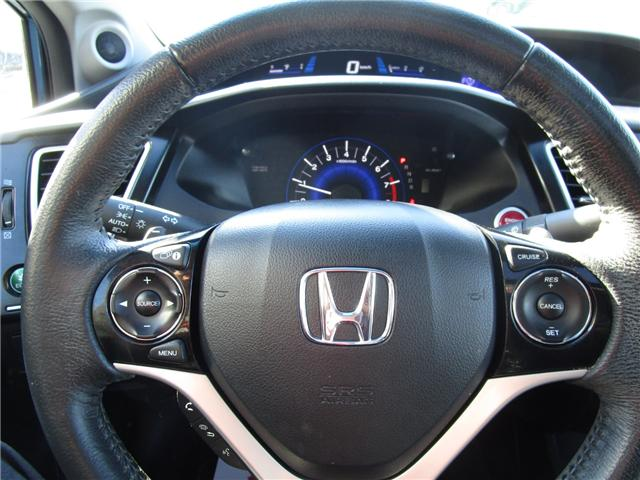 2015 Honda Civic EX (Stk: 6928) in Moose Jaw - Image 14 of 23