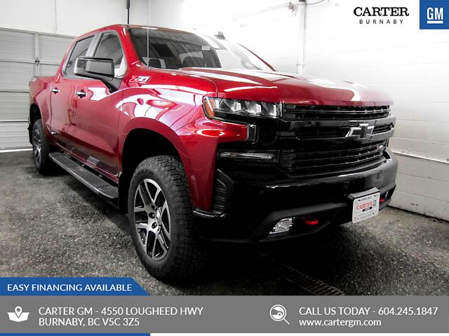 2019 Chevrolet Silverado 1500 LT Trail Boss (Stk: N9-67220) in Burnaby - Image 1 of 13