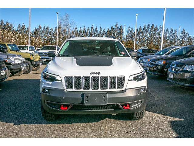 2019 Jeep Cherokee Trailhawk (Stk: AB0830) in Abbotsford - Image 2 of 23