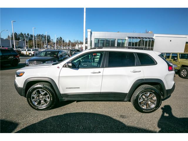2019 Jeep Cherokee Trailhawk (Stk: AB0830) in Abbotsford - Image 4 of 23