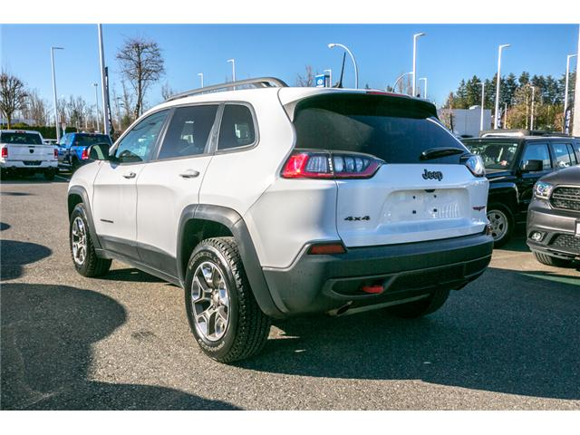 2019 Jeep Cherokee Trailhawk (Stk: AB0830) in Abbotsford - Image 5 of 23