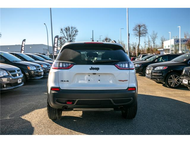 2019 Jeep Cherokee Trailhawk (Stk: AB0830) in Abbotsford - Image 6 of 23