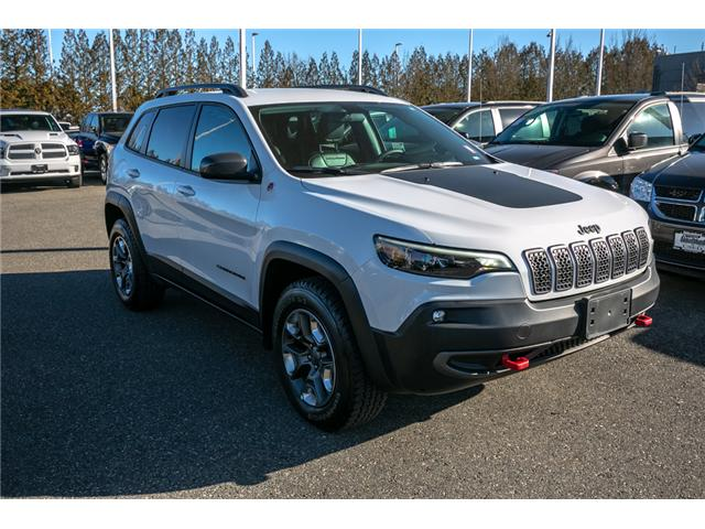 2019 Jeep Cherokee Trailhawk (Stk: AB0830) in Abbotsford - Image 9 of 23