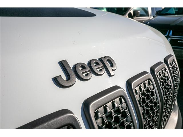 2019 Jeep Cherokee Trailhawk (Stk: AB0830) in Abbotsford - Image 10 of 23