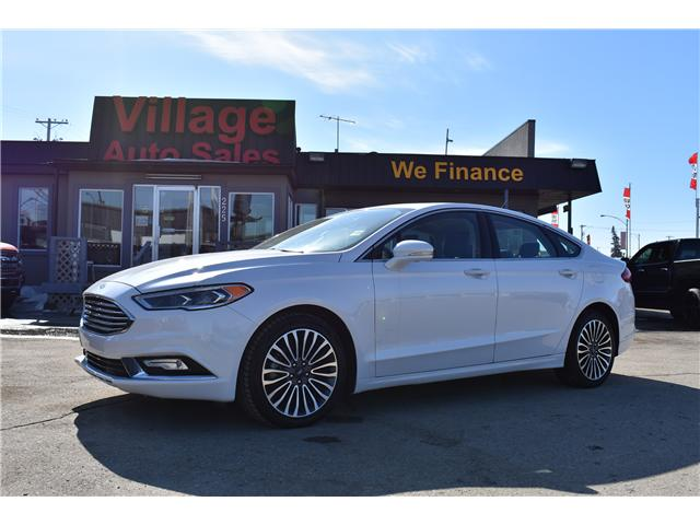 2017 Ford Fusion SE (Stk: P36216) in Saskatoon - Image 1 of 25