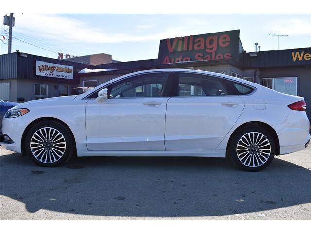 2017 Ford Fusion SE (Stk: P36216) in Saskatoon - Image 4 of 25