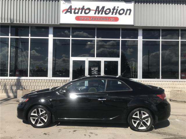 2010 Kia Forte Koup 2.4L SX (Stk: T19349) in Chatham - Image 2 of 19