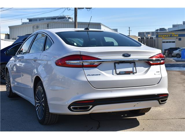 2017 Ford Fusion SE (Stk: P36216) in Saskatoon - Image 6 of 25
