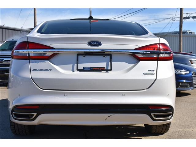 2017 Ford Fusion SE (Stk: P36216) in Saskatoon - Image 7 of 25