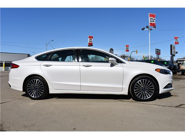 2017 Ford Fusion SE (Stk: P36216) in Saskatoon - Image 5 of 25