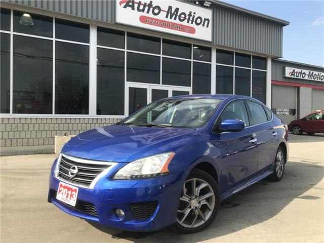 2013 Nissan Sentra  (Stk: 19274) in Chatham - Image 1 of 21