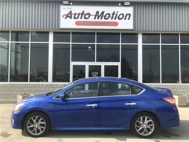 2013 Nissan Sentra  (Stk: 19274) in Chatham - Image 2 of 21