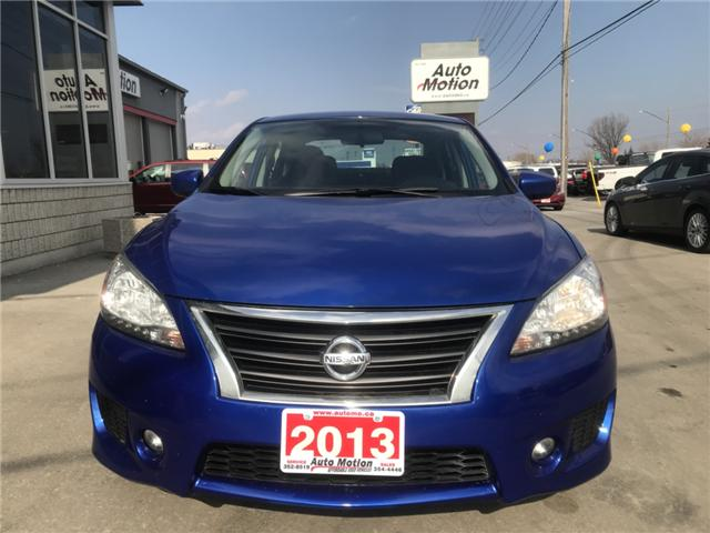 2013 Nissan Sentra  (Stk: 19274) in Chatham - Image 4 of 21