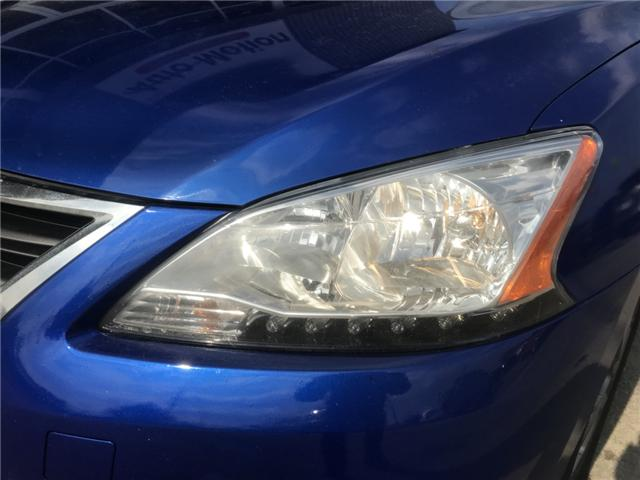 2013 Nissan Sentra  (Stk: 19274) in Chatham - Image 6 of 21