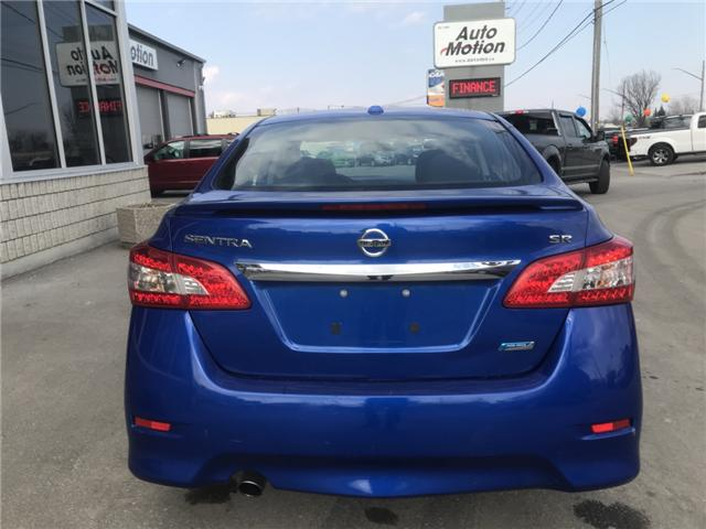 2013 Nissan Sentra  (Stk: 19274) in Chatham - Image 7 of 21