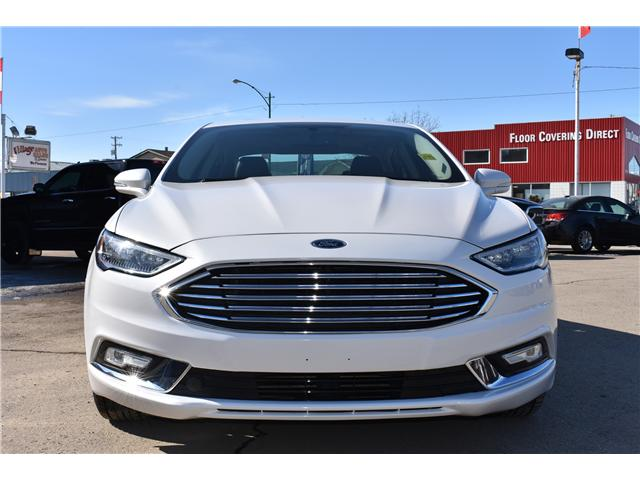 2017 Ford Fusion SE (Stk: P36216) in Saskatoon - Image 2 of 25