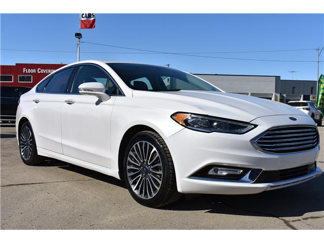 2017 Ford Fusion SE (Stk: P36216) in Saskatoon - Image 3 of 25
