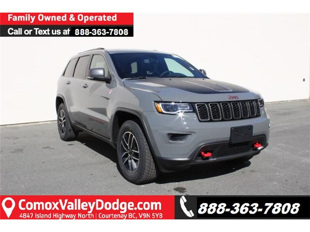 2019 Jeep Grand Cherokee Trailhawk (Stk: C679824) in Courtenay - Image 1 of 30