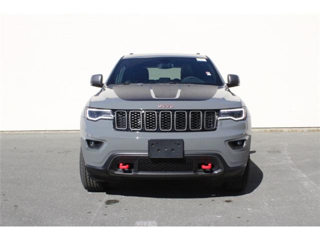 2019 Jeep Grand Cherokee Trailhawk (Stk: C679824) in Courtenay - Image 25 of 30