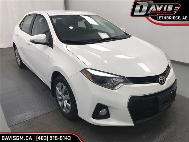 2016 Toyota Corolla  (Stk: 203310) in Lethbridge - Image 1 of 35