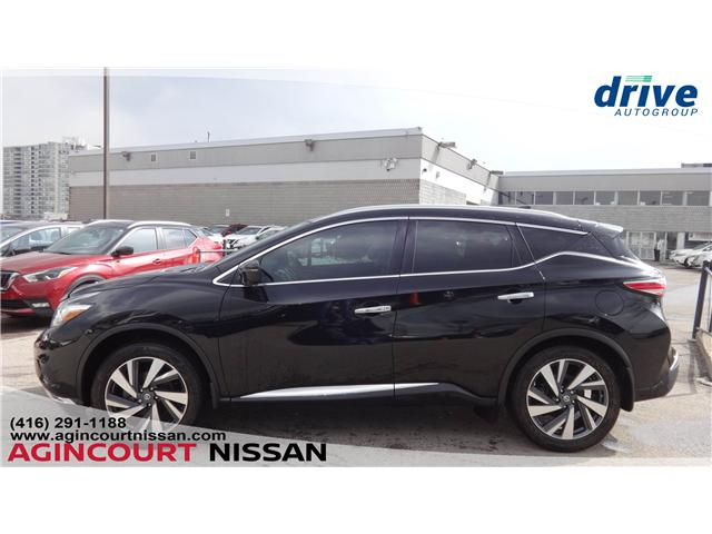 2016 Nissan Murano Platinum (Stk: KN301583A) in Scarborough - Image 2 of 25