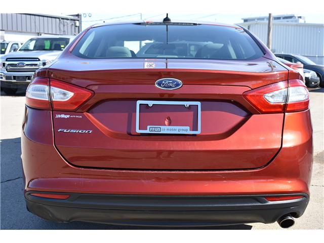 2014 Ford Fusion S (Stk: P36210) in Saskatoon - Image 6 of 18
