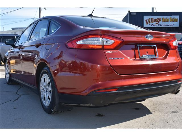2014 Ford Fusion S (Stk: P36210) in Saskatoon - Image 5 of 18
