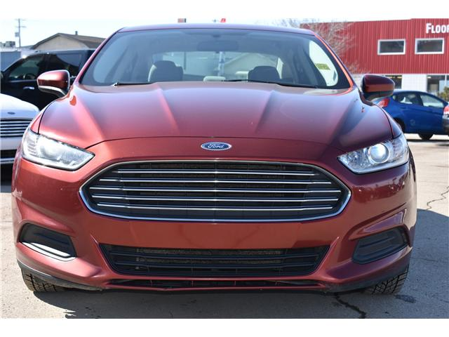 2014 Ford Fusion S (Stk: P36210) in Saskatoon - Image 3 of 18