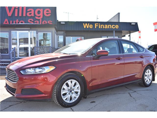 2014 Ford Fusion S (Stk: P36210) in Saskatoon - Image 1 of 18