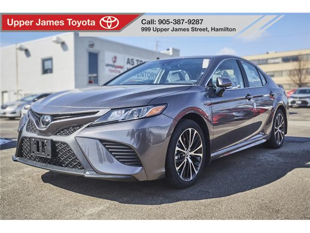 2019 Toyota Camry SE (Stk: 190382) in Hamilton - Image 1 of 18
