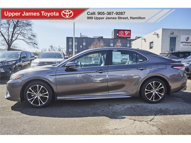 2019 Toyota Camry SE (Stk: 190382) in Hamilton - Image 2 of 18