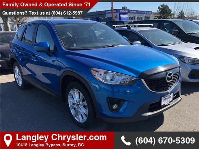 2013 Mazda CX-5 GT (Stk: EE898870A) in Surrey - Image 1 of 1