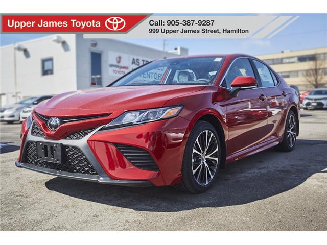 2019 Toyota Camry SE (Stk: 190393) in Hamilton - Image 1 of 18
