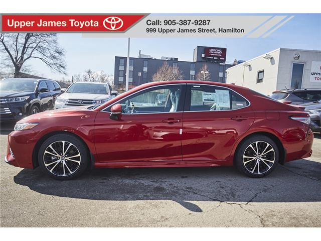 2019 Toyota Camry SE (Stk: 190393) in Hamilton - Image 2 of 18