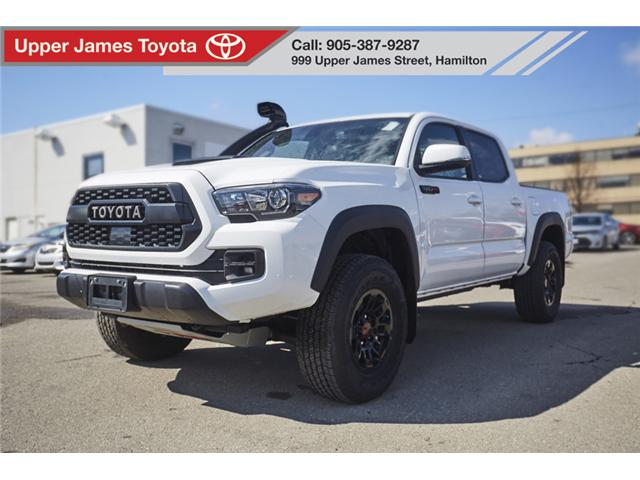 2019 Toyota Tacoma TRD Off Road (Stk: 190145) in Hamilton - Image 1 of 18