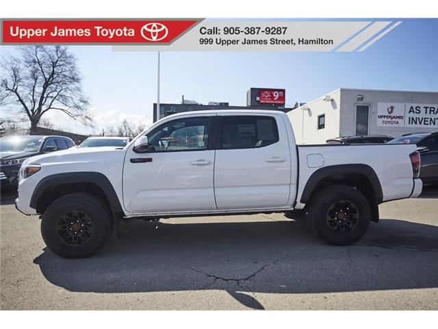 2019 Toyota Tacoma TRD Off Road (Stk: 190145) in Hamilton - Image 2 of 18
