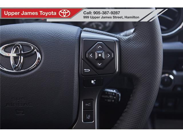 2019 Toyota Tacoma TRD Off Road (Stk: 190145) in Hamilton - Image 15 of 18