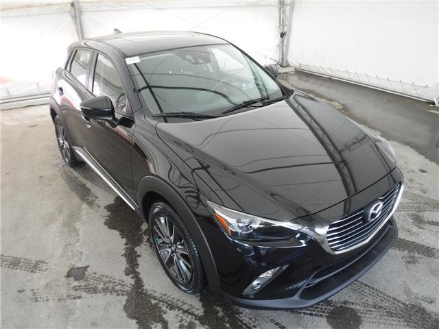 2017 Mazda CX-3 GT (Stk: S1641) in Calgary - Image 3 of 30