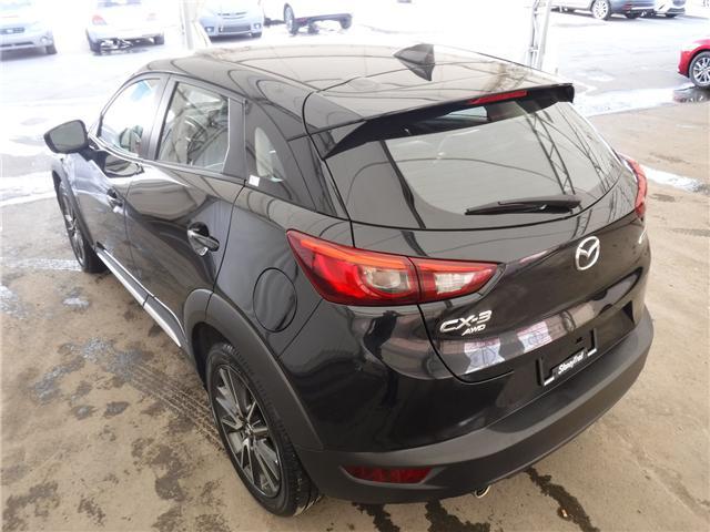 2017 Mazda CX-3 GT (Stk: S1641) in Calgary - Image 8 of 30