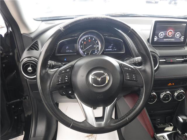 2017 Mazda CX-3 GT (Stk: S1641) in Calgary - Image 16 of 30