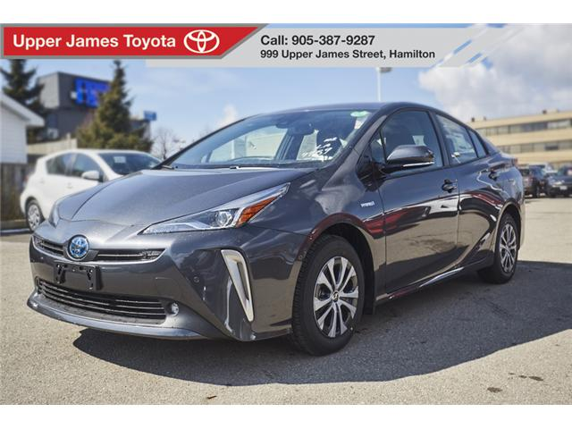 2019 Toyota Prius Technology (Stk: 190383) in Hamilton - Image 1 of 18
