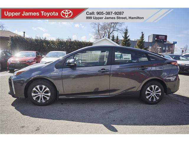 2019 Toyota Prius Technology (Stk: 190383) in Hamilton - Image 2 of 18