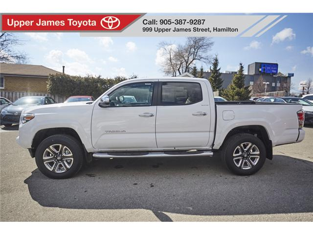 2019 Toyota Tacoma Limited V6 (Stk: 190360) in Hamilton - Image 2 of 17