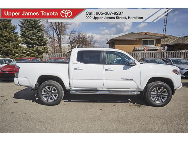 2019 Toyota Tacoma Limited V6 (Stk: 190360) in Hamilton - Image 4 of 17