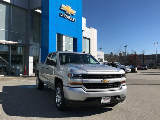 2019 Chevrolet Silverado 1500 LD Silverado Custom (Stk: 9L40520) in North Vancouver - Image 2 of 13