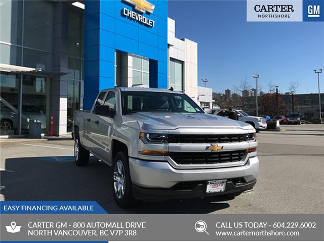 2019 Chevrolet Silverado 1500 LD Silverado Custom (Stk: 9L40520) in North Vancouver - Image 1 of 13